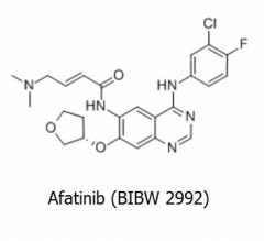 Kinase Inhibitors Afatinib 439081-18-2 Gilotrif for Lung Cancer Treatment